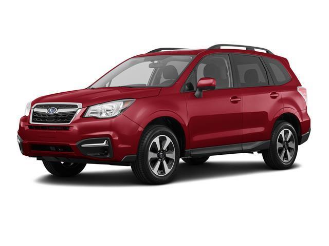 2018 Subaru Forester 2 5i Premium Awd 2 5i Premium 4dr