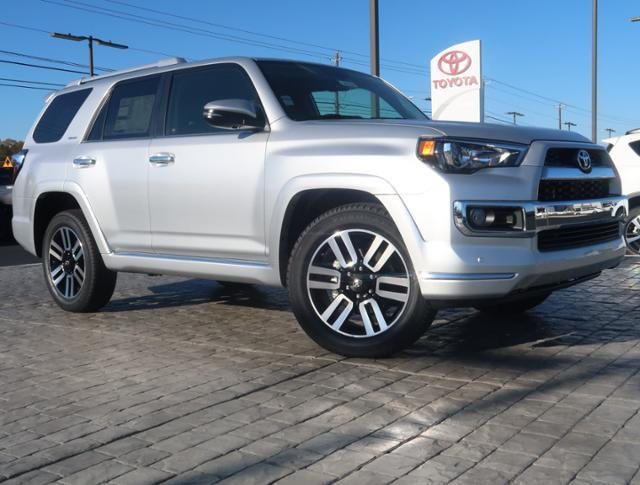 2018 Toyota 4Runner Limited 4x2 Limited 4dr SUV
