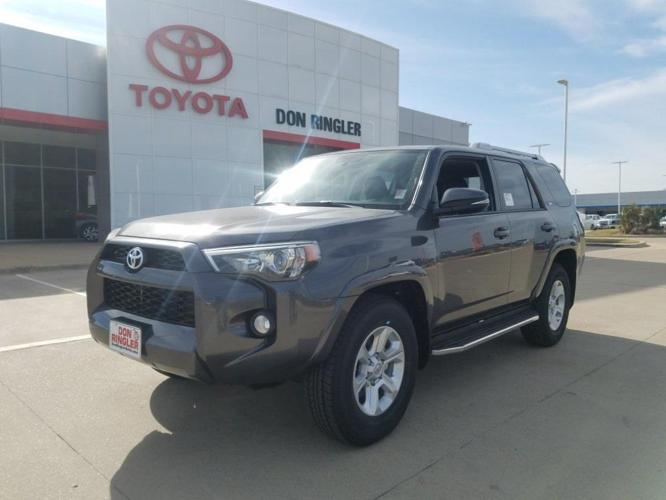 2018 toyota 4runner limited 4x2 limited 4dr suv for sale in temple texas classified. Black Bedroom Furniture Sets. Home Design Ideas