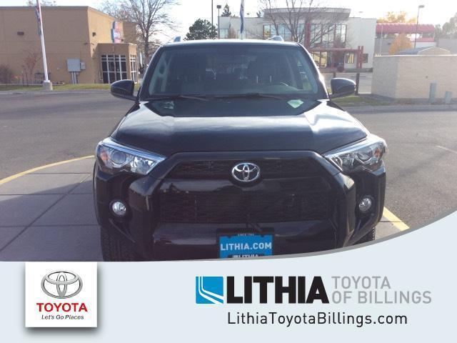 2018 Toyota 4runner Trd Off Road Premium 4x4 Trd Off Road