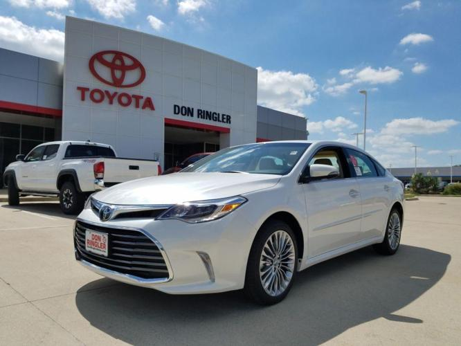 2018 toyota avalon limited limited 4dr sedan for sale in temple texas classified. Black Bedroom Furniture Sets. Home Design Ideas