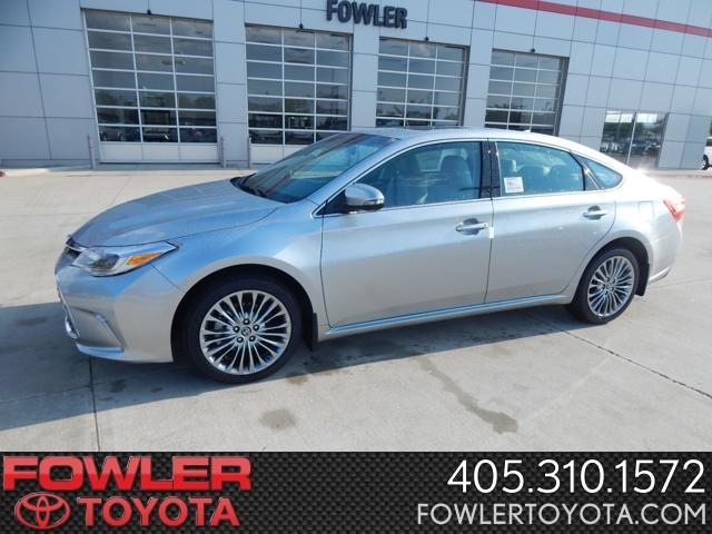 2018 toyota avalon limited limited 4dr sedan for sale in norman oklahoma classified. Black Bedroom Furniture Sets. Home Design Ideas