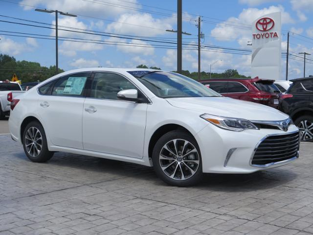 2018 Toyota Avalon Xle Plus Xle Plus 4dr Sedan For Sale In