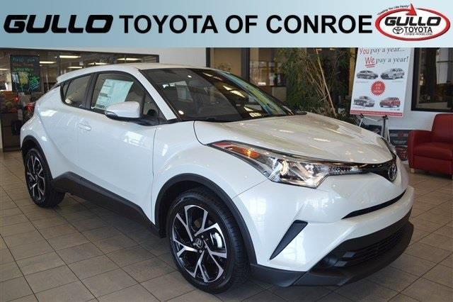 2018 toyota c hr xle xle 4dr crossover for sale in conroe texas classified. Black Bedroom Furniture Sets. Home Design Ideas