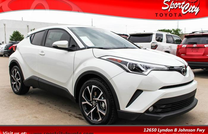 2018 Toyota C Hr Xle Xle 4dr Crossover For Sale In Dallas