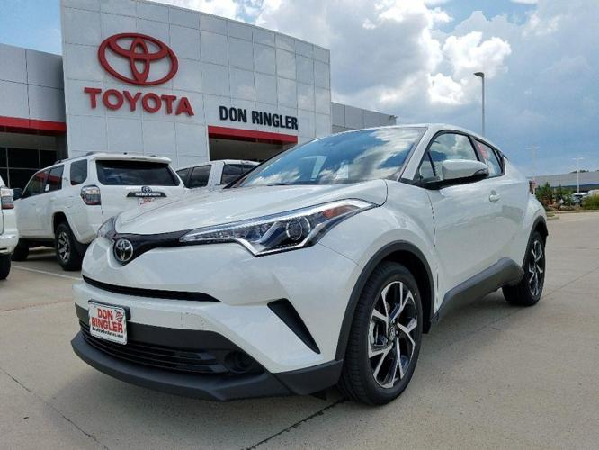 2018 toyota c hr xle xle 4dr crossover for sale in temple texas classified. Black Bedroom Furniture Sets. Home Design Ideas