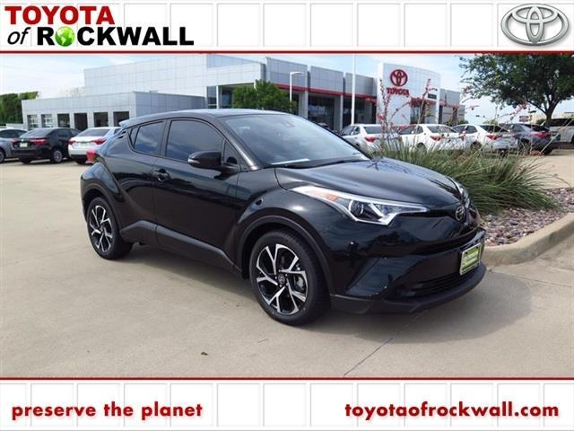 2018 Toyota C Hr Xle Xle 4dr Crossover For Sale In