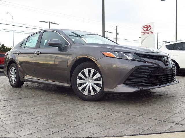 2018 Toyota Camry L L 4dr Sedan For Sale In Montgomery
