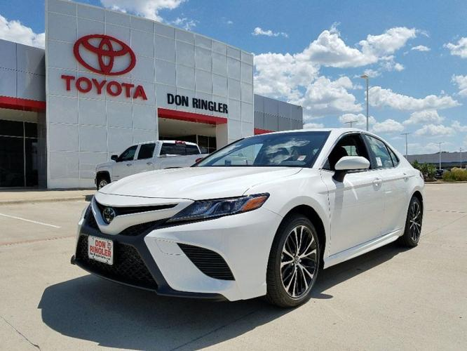 2018 toyota camry le le 4dr sedan for sale in temple texas classified. Black Bedroom Furniture Sets. Home Design Ideas