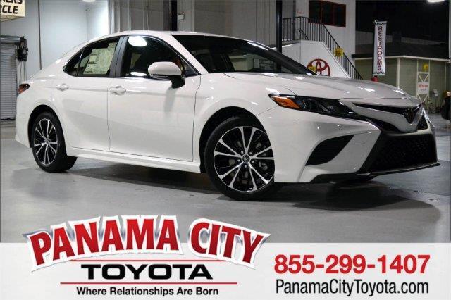 2018 toyota camry se se 4dr sedan for sale in panama city florida classified. Black Bedroom Furniture Sets. Home Design Ideas