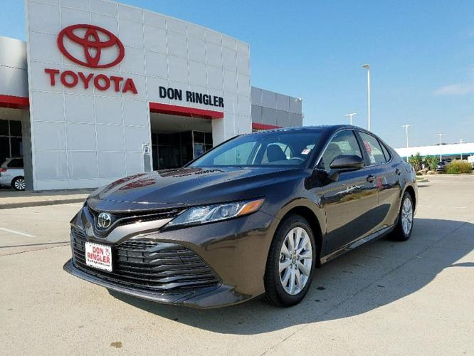 2018 toyota camry se se 4dr sedan for sale in temple texas classified. Black Bedroom Furniture Sets. Home Design Ideas