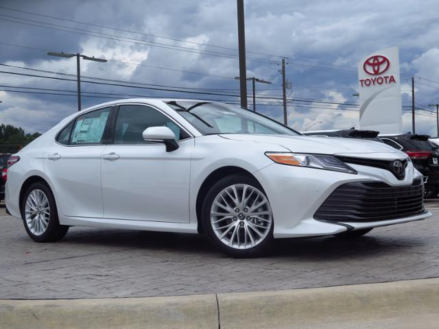 2018 Toyota Camry Xle Xle 4dr Sedan For Sale In Montgomery