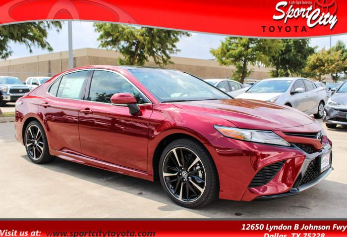 2018 toyota camry xse v6 xse v6 4dr sedan for sale in dallas texas classified. Black Bedroom Furniture Sets. Home Design Ideas