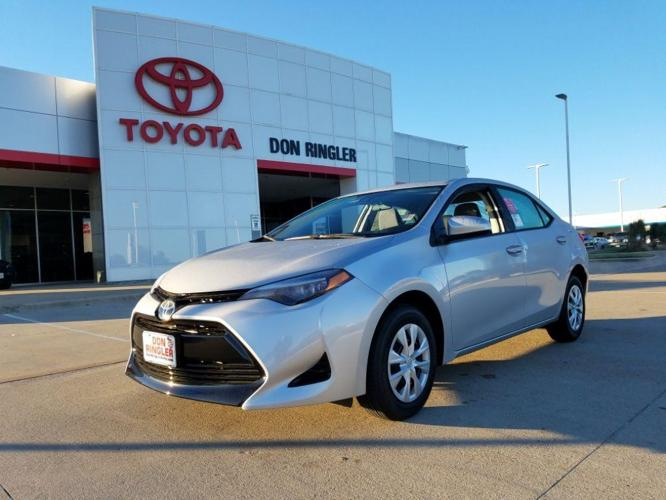 2018 toyota corolla se se 4dr sedan 6m for sale in temple texas classified. Black Bedroom Furniture Sets. Home Design Ideas