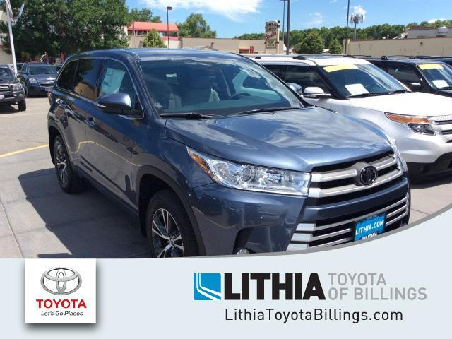 2018 Toyota Highlander Le Awd Le 4dr Suv For Sale In