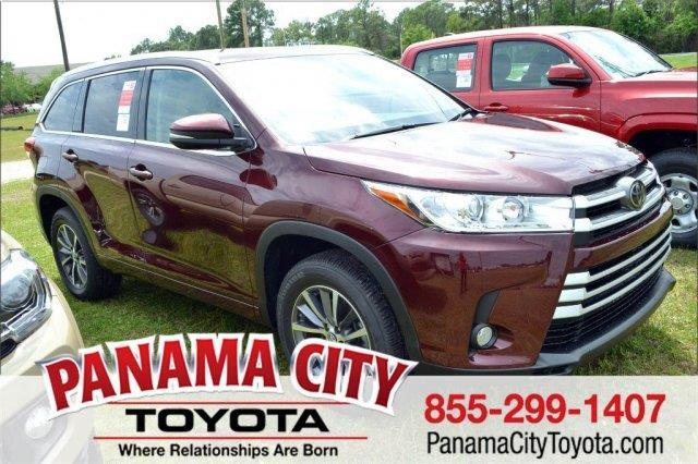 2018 Toyota Highlander Xle Xle 4dr Suv For Sale In Panama