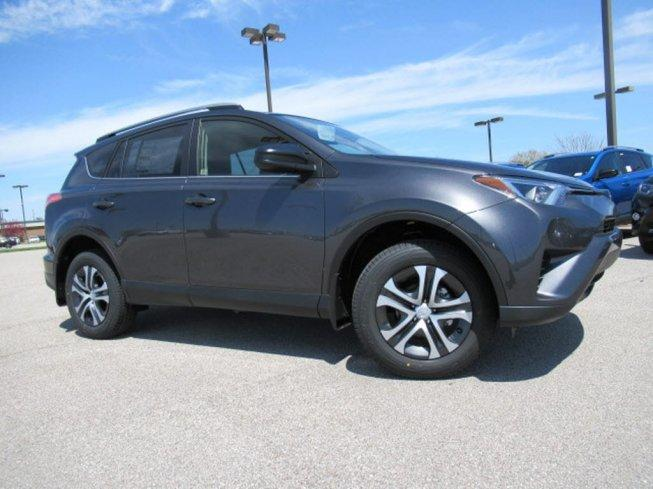 2018 Toyota Rav4 Awd Le For Sale In Evansville Indiana