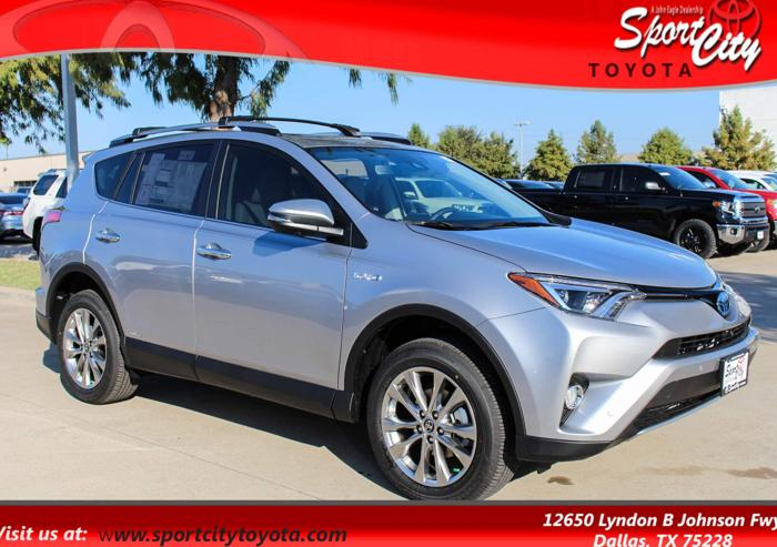 2018 toyota rav4 hybrid limited awd limited 4dr suv for sale in dallas texas classified. Black Bedroom Furniture Sets. Home Design Ideas