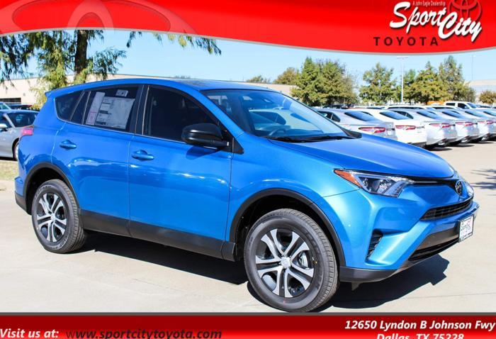 2018 Toyota Rav4 Le Le 4dr Suv For Sale In Dallas Texas