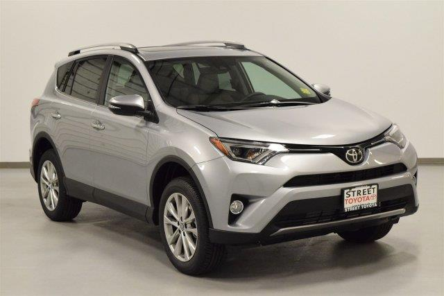 2018 Toyota RAV4 Limited Limited 4dr SUV