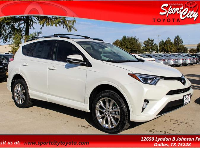 2018 toyota rav4 platinum awd platinum 4dr suv for sale in dallas texas classified. Black Bedroom Furniture Sets. Home Design Ideas