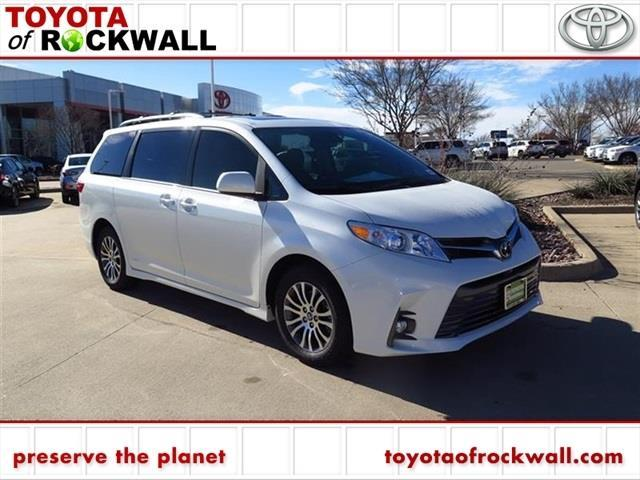 Toyota Of Rockwall >> 2018 Toyota Sienna Limited 7-Passenger Limited 7-Passenger ...