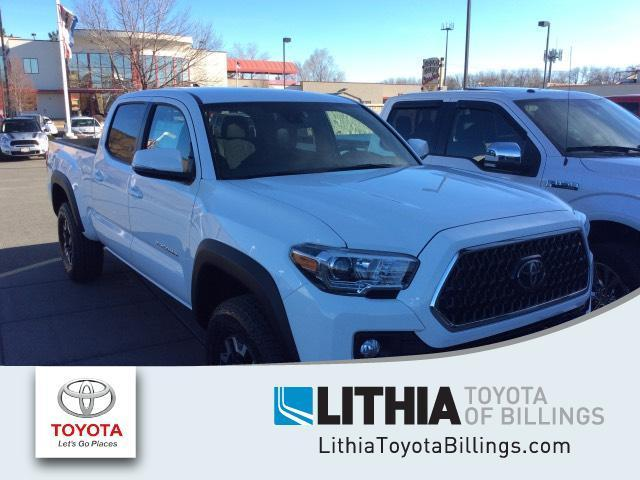 2018 Toyota Tacoma Trd Off Road 4x4 Trd Off Road 4dr