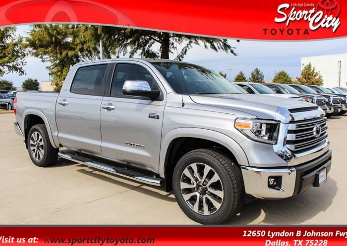 2018 Toyota Tundra Limited 4x2 Limited 4dr Crewmax Cab