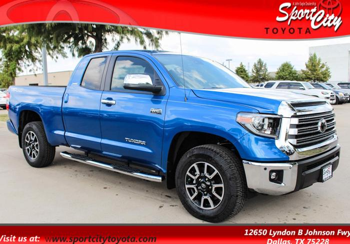 2018 toyota tundra limited 4x4 limited 4dr double cab
