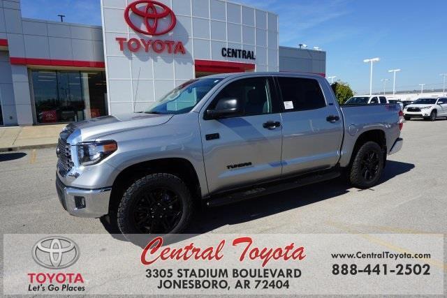 2018 Toyota Tundra SR5 4x4 SR5 4dr CrewMax Cab Pickup SB ...