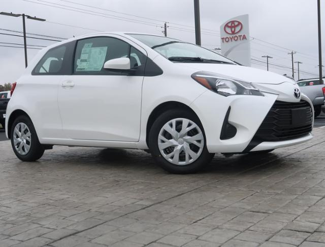 2018 Toyota Yaris 3-Door L L 2dr Hatchback 5M