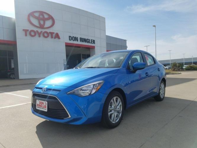 2018 toyota yaris ia base 4dr sedan 6a for sale in temple texas classified. Black Bedroom Furniture Sets. Home Design Ideas