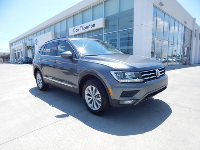 2018 Volkswagen Tiguan 2.0T SE 4Motion AWD 2.0T SE 4Motion 4dr SUV for Sale in Tulsa, Oklahoma ...