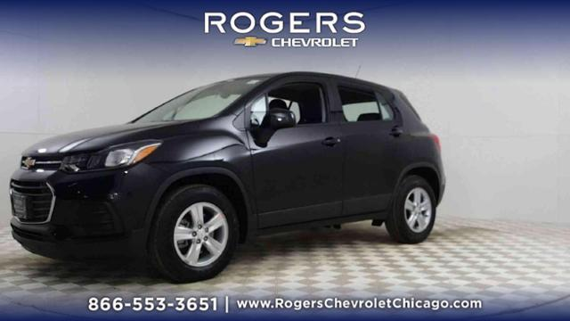 2019 Chevrolet Trax Ls Ls 4dr Crossover For Sale In Chicago