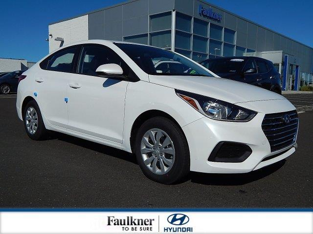2019 Hyundai Accent SE SE 4dr Sedan 6M