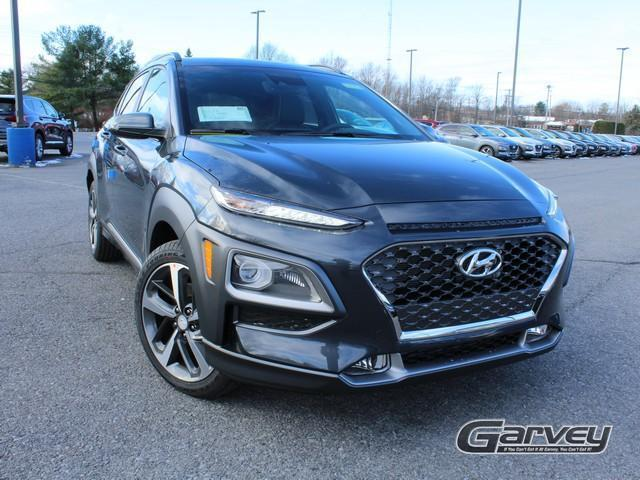 2019 Hyundai Kona Limited AWD Limited 4dr Crossover