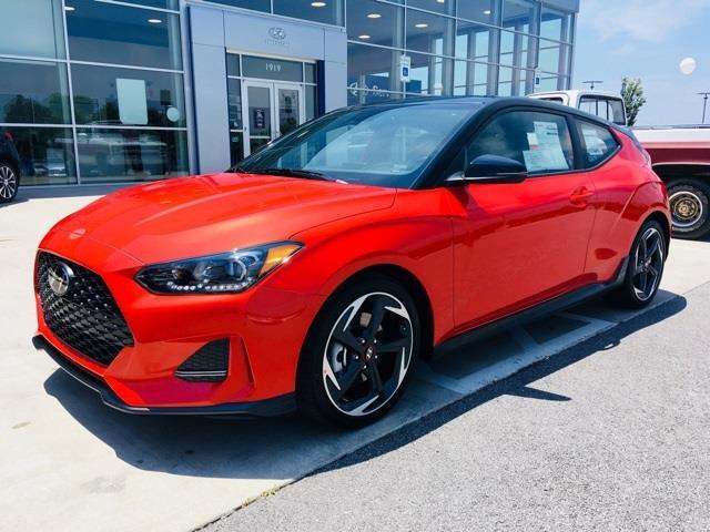2019 Hyundai Veloster Turbo Ultimate Ultimate 3dr Coupe 6m