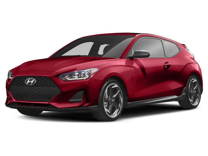 2019 Hyundai Veloster Turbo Ultimate Ultimate 3dr Coupe