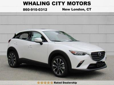 2019 Mazda CX-3 Touring AWD Touring 4dr Crossover