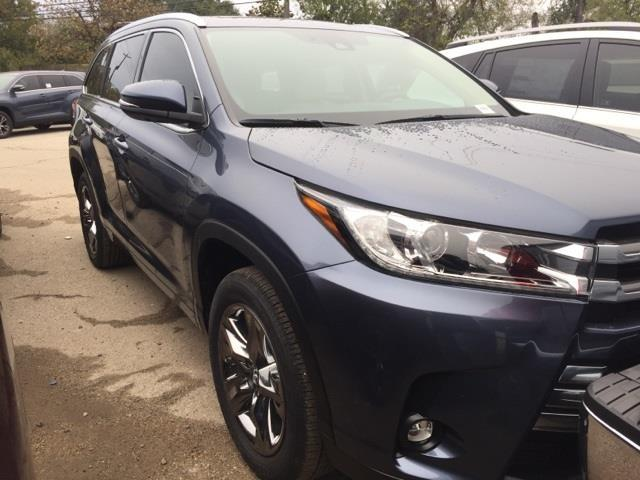 2019 Toyota Highlander Limited Platinum Limited