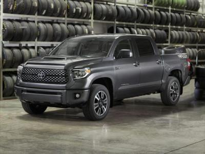 2019 Toyota Tundra Limited 4x4 Limited 4dr CrewMax Cab