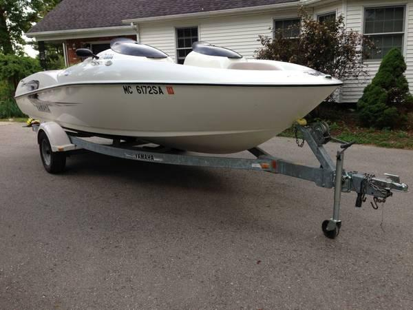 20ft 2000 yamaha ls2000 twin jet boat my loss your gain for Outboard motors for sale in michigan