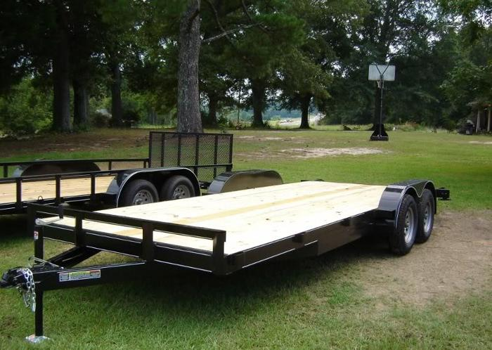 20ft Car Hauler/Equipment Trailer - $1699 (Decatur MS)
