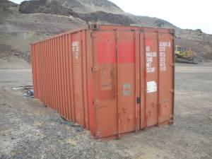 20ft Cargo Container Fallon For Sale In Susanville