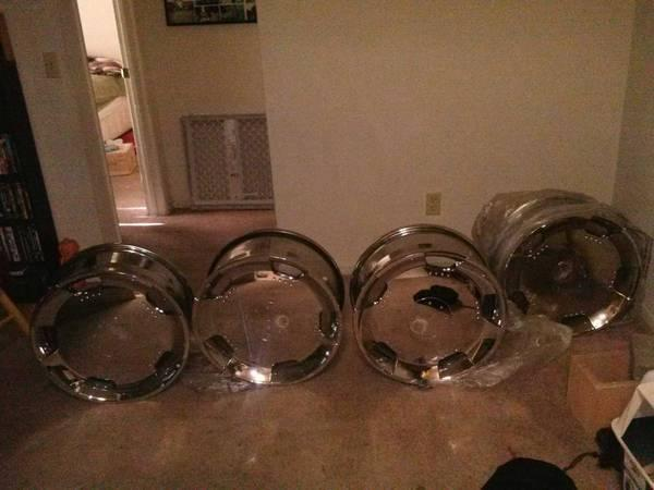 20in Metal Ice Rims For Sale In Merced California Classified Americanlisted Com