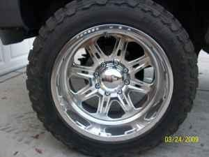 20x12 Weld Cheyennes 8 on 6.5 - (Atwater) for Sale in Modesto, California Classified ...