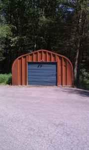 20x20 steel building w garage door banner elk for sale for 20x20 garage