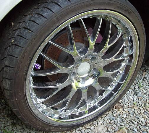 Buy Here Pay Here Md >> 20x8.5 Chrome ADR M-Classic Wheels 5x114.3 +20 Nitto Tires 245/35/20 - for Sale in Conowingo ...