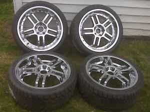 20x9 Chrome Wheels 5x120 Bolt New Wheeling For Sale In Wheeling West Virginia Classified