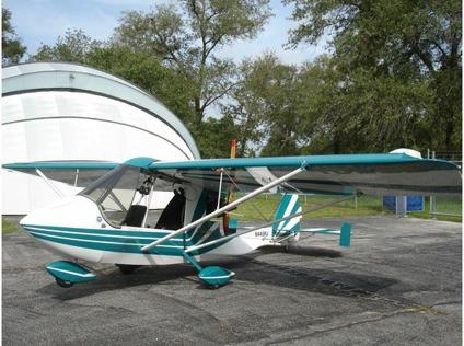 how to fly a challenger ii ultralight